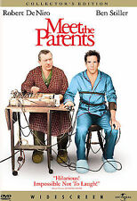 Meet the Parents - Free Shipping - (Dvd, 2001, Widescreen; Collector's Edition)