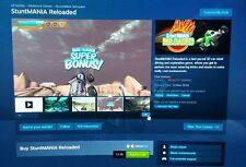 StuntMANIA Reloaded (PC download key on Steam)
