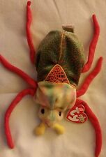 """2000 TY """"SCURRY"""" THE BEATLE BEANIE BABY RETIRED - NEW WITH TAGS"""