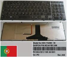 Qwertz-tastatur PO Portugiesisch TOSHIBA U500 M900 NSK-TD006 0KN0-VG2PO03