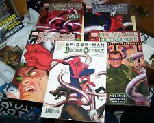Doctor Octopus: Negative Exposure (2003) #1-5 Complete Spider-Man 1st prts VF/NM