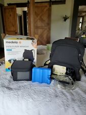 Medela Pump in Style Breast Pump with Backpack cleaned