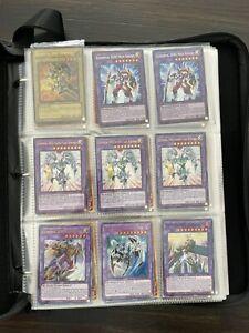 New Binder- YUGIOH Collection