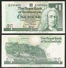 SCOZIA / SCOTLAND - 1 Pound 1997 UNC Pick 351c