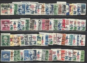 MISSISSIPPI PRECANCELS, COLLECTION, 327 DIFFERENT