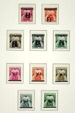 Algerien 1962-1973 Sammlung Postfrisch auf Falzlos-Blättern Good Collection MNH