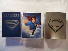 Superman Ultimate Collector's Edition (DVD, 2006, 14-Disc Set) VG - Free S&H