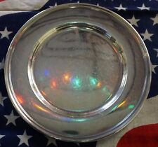 """Antique Wallace Sterling Silver 925 2899 6"""" Butter Plate 79g"""