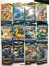 Pokemon TCG Booster Packs - 100% Genuine - NEW & SEALED - Select Your Set