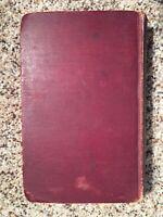 Sophocles TRAGEDIES AND FRAGMENTS E.H. Plumptre trans. DC Heath & Co 1902 RARE