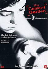 The Cement Garden NEW PAL Arthouse DVD