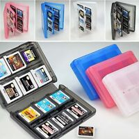 28 in 1 Game Card Case Holder Cartridge Box for Nintendo DS NDS 3DS XL LL DSi MT