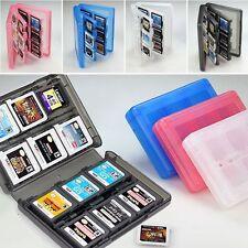 28 en 1 Carte Jeu Etui Holder Boîte Stockage Cartridge pr DSI DSXL 3DS
