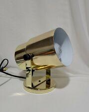 Indoor Wall Mount Sconce Spotlight Fixture Industrial Retro Gold Metal Modern