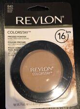 Revlon Colorstay Pressed Powder 840 Medium New Sealed
