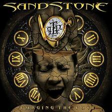 SANDSTONE - Purging The Past CD 2009 Progressive Melodic Metal