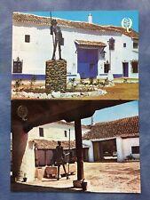 2 Postcards Spain Venta del Quijote Puerto Lapice c 1977
