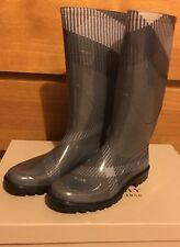 Burberry Wellington Boots
