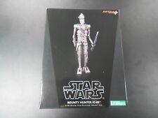 Star Wars IG-88 Bounty Hunter Kotobukiya ARTFX+ Figure NEW BAF Boba Fett