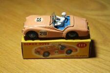 Modellini statici di auto, furgoni e camion blu Dinky pressofuso