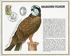 Francia Fauna Aves rapaces año 1978 (CO-120)