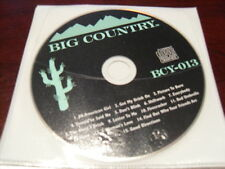 BIG COUNTRY KARAOKE BCY-013 TODAYS BIGGEST COUNTRY & AMERICANA HITS CD+G 15 TRX