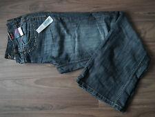 "Women's Blue Slough Bootcut Debenhams Farmer Jeans Size 10 Waist 28"" Leg 29"""