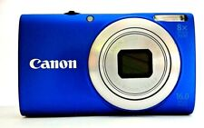 Canon Powershot A4000 IS HD Digital Camera 16Mp 8x Optical Zoom 3