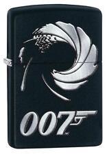 Zippo Windproof James Bond 007 Spectre Logo Lighter, 29566, New In Box