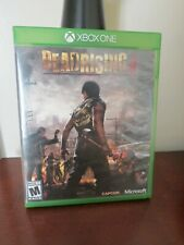 DEADRISING 3 for XBOX ONE  Very Good Condition