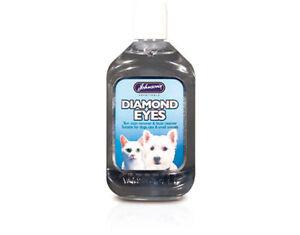 De Johnson Diamant Eye Larme Produit Détachant Visage Nettoyant pour Chats Chien