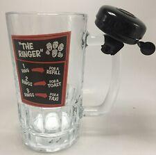 Novelty The Ringer  20 oz Beer Mug w/ Bell by Wembley