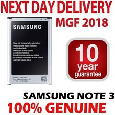 Genuine Samsung Galaxy Note 3 III N9000 Original B800BC Battery 3200mAh New 2018