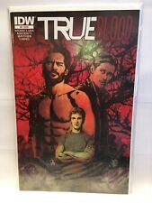 True Blood (2013) #9 VF/NM 1st Print IDW Comics