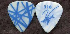 Van Halen 2008 Tour Guitar Pick! Wolfgang Van Halen custom concert stage #7