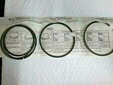 Toyota Piston Rings Corona Celica 1970-1971 Part#: 50982 STD-.010