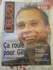 PHILIPPE GILBERT : CA ROULE POUR GILBERT - 18/02/2012