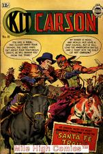 KIT CARSON (1950 Series) #10 IW REPRINT Fine Comics Book