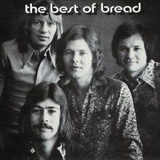The Best of Bread by Bread (CD, Jun-2001, Rhino (Label))