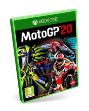 JUEGO PARA XBOX ONE - MOTOGP 20 - ESPAÑOL - NUEVO PRECINTADO - MOTO 2020