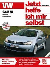 VW Golf 6 Reparaturbuch Jetzt helfe ich mir selbst Reparaturanleitung Handbuch