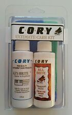 Cory Care Ultimate Care Kit for Wood Grain Lacquered Pianos Cleaner Polisher