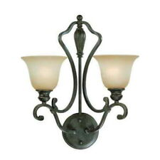 Craftmade 24132-ET English Toffee Old Burlington 2 Light Wall Sconce