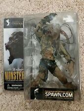 Mcfarlane Toys McFarlane's Monsters WEREWOLF Action Figure NIP 2002