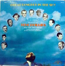 TED PHILLIPS great concert in the sky 2 LP Mint- NOS 1001 Vinyl  Record