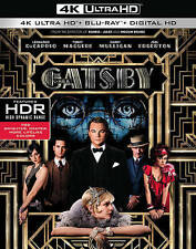 Great Gatsby, The (4k Ultra HD BD) [Blu- Blu-ray