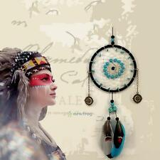 Bohemia Dream Catcher Feather Car Home Wall Hanging Decor Ornament Gift Craft