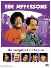 The Jeffersons - The Complete Fifth Season (DVD, 2006, 3-Disc Set)