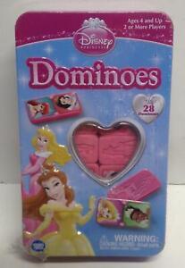 Wonder Forge Disney Princess Dominoes