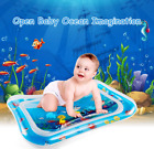 Baby Tummy Time Water Play Mat Toys for 3 6 9 Months, The Perfect Sensory Toys